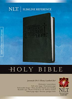 Image for Slimline Reference Bible NLT