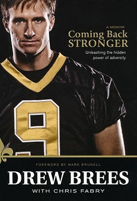 Image for COMING BACK STRONGER A MEMOIR - UNLEASHING THE HIDDEN POWER OF ADVERSITY