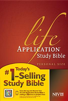 Image for Life Application Study Bible NIV, Personal Size