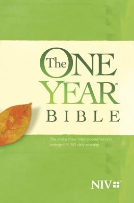 Image for The One Year Bible NIV (Softcover)