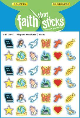 Image for Religious Miniatures (Faith That Sticks)