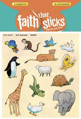 Image for Ark Animals (Faith That Sticks)