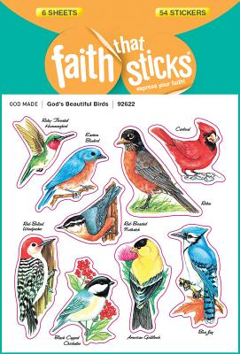 Image for God's Beautiful Birds (Faith That Sticks)