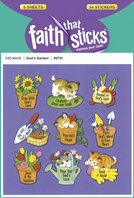 Image for God's Garden (Faith That Sticks)