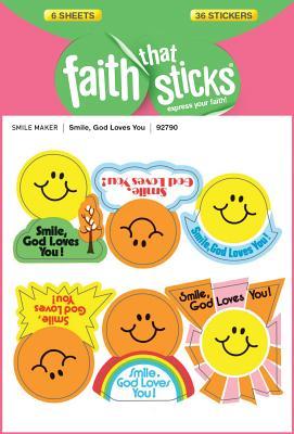 Image for Smile, God Loves You (Faith That Sticks)