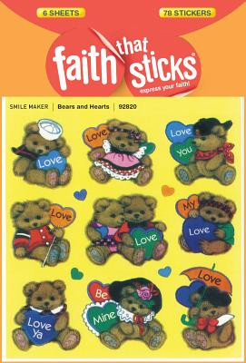 Image for Bears and Hearts (Faith That Sticks)