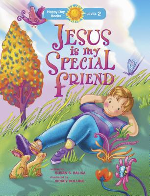 Image for Jesus Is My Special Friend (Happy Day)