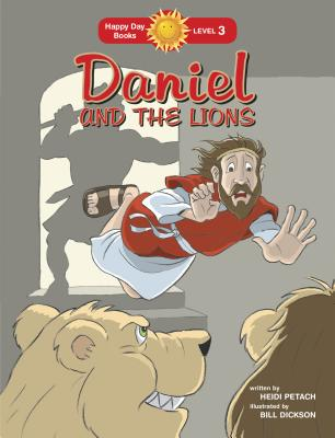Image for Daniel and the Lions (Happy Day)