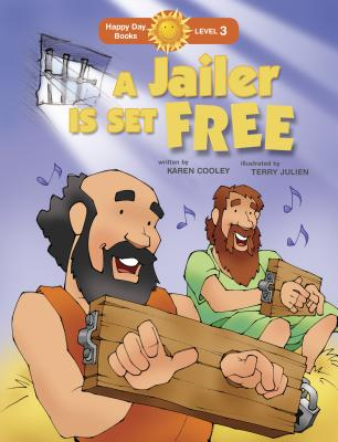 Image for A Jailer Is Set Free (Happy Day)