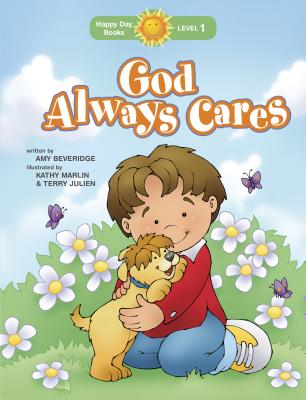 Image for God Always Cares (Happy Day)