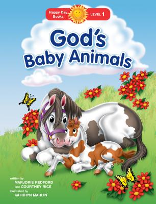 Image for God's Baby Animals (Happy Day)