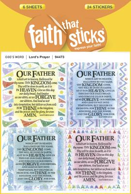 Image for The Lord's Prayer (Faith That Sticks Stickers)
