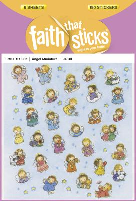 Image for Angel Miniature (Faith That Sticks Stickers)
