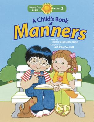 Image for A Child's Book of Manners (Happy Day)