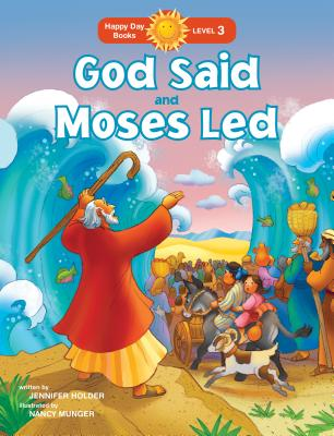 Image for God Said and Moses Led (Happy Day)