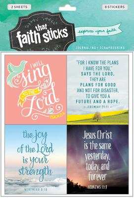Image for Jeremiah 29:11 Sticker