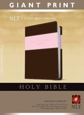 "Image for ""''Holy Bible, Giant Print, LLik BRNPNK NLT ''"""