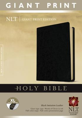 "Image for ""''NLT Holy Bible, Giant Print Imitation Leather black Indexed''"""