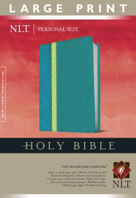 "Image for ""''Holy Bible NLT, Personal Size Large Print edition, TuTone''"""