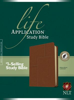 Image for Life Application Study Bible NLT