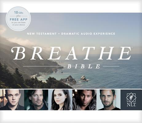 Image for Breathe Bible New Testament NLT Audio CD