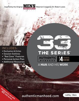 Image for 33 Series Volume 4 Man and His Work