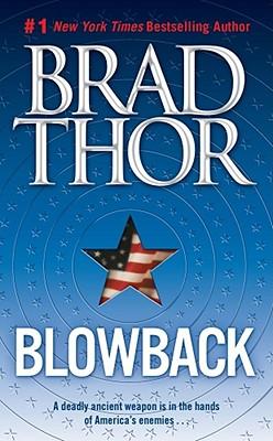 Blowback  A Thriller, Thor, Brad