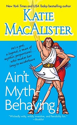 Image for Ain't Myth-behaving: Two Novellas