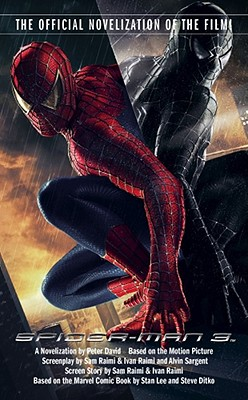 Image for SPIDER-MAN 3 THE OFFICIAL NOVELIZATION OF THE FILM