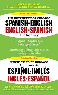 Image for The University of Chicago Spanish-english, English-spanish Dictionary