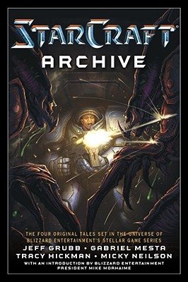 Image for STARCRAFT ARCHIVE, THE