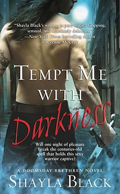 Image for Tempt Me with Darkness