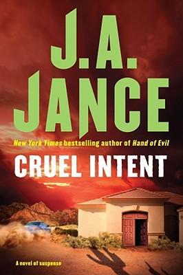 Cruel Intent, J.A. JANCE