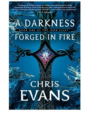 A Darkness Forged in Fire, Chris Evans