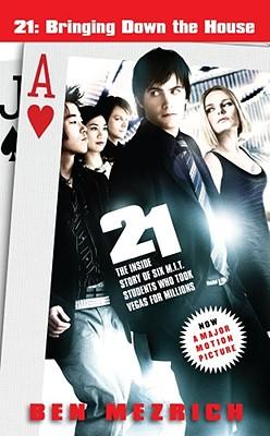 21 Bringing Down the House, Ben Mezrich