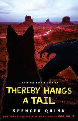 Image for Thereby Hangs a Tail: A Chet and Bernie Mystery (Chet and Bernie Mysteries)