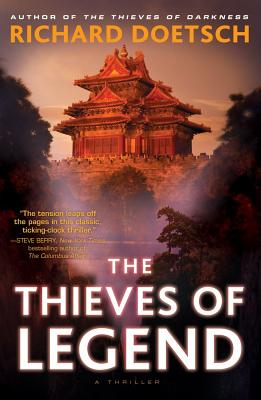 Image for The Thieves of Legend: A Thriller