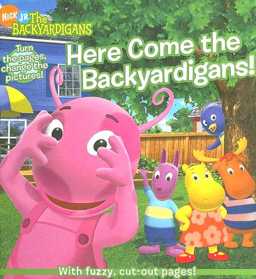 Image for Here Come the Backyardigans!