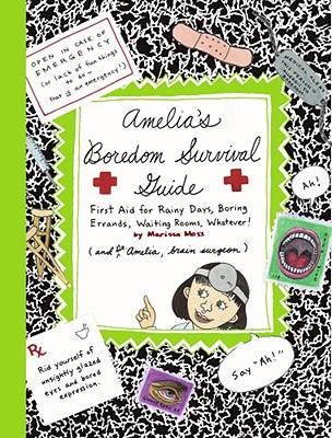 Image for Amelia's Boredom Survival Guide