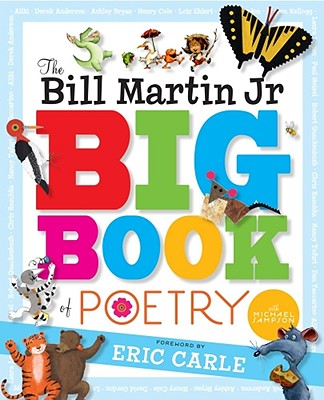 Image for Bill Martin Jr. Big Book of Poetry