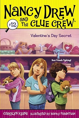 Image for Nancy Drew and the Clue Crew #12: Valentine's Day