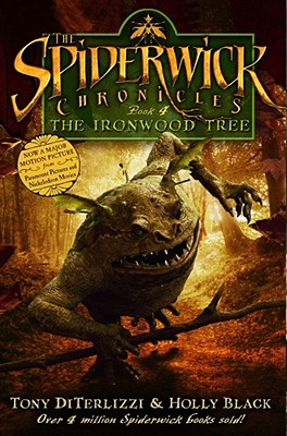 Image for The Ironwood Tree: Movie Tie-in Edition (The Spiderwick Chronicles)