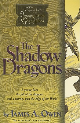 SHADOW DRAGONS (CHRONICLES OF THE IMAGINARIUM GEOGRAPHICA, NO 4) -- BARGAIN BOOK, OWEN, JAMES A.
