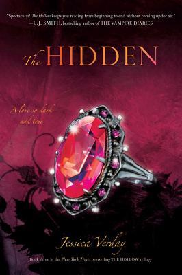 "The Hidden (Hollow Trilogy), ""Verday, Jessica"""