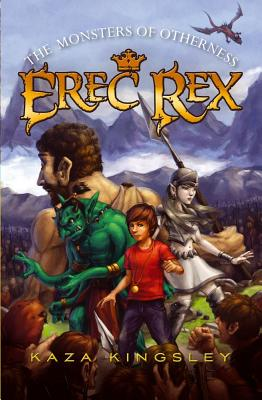 Image for MONSTERS OF OTHERNESS, THE EREC REX BOOK 2