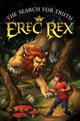 Image for SEARCH FOR TRUTH, THE EREC REX BOOK 3
