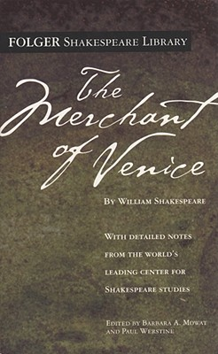 Image for The Merchant Of Venice (Turtleback School & Library Binding Edition) (Folger Shakespeare Library)