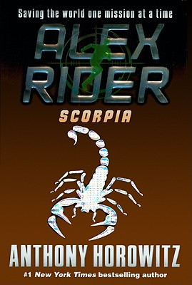 Image for Scorpia (Turtleback School & Library Binding Edition) (Alex Rider Adventures)