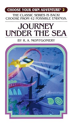 Journey Under The Sea (Turtleback School & Library Binding Edition) (Choose Your Own Adventure), Montgomery, R.A.