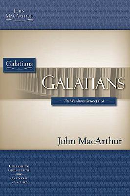 Image for Galatians ( MacArthur Bible Study Guides )